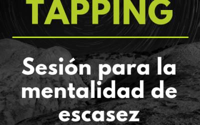 Sesión de EFT o Técnica de liberación emocional para la mentalidad de escasez