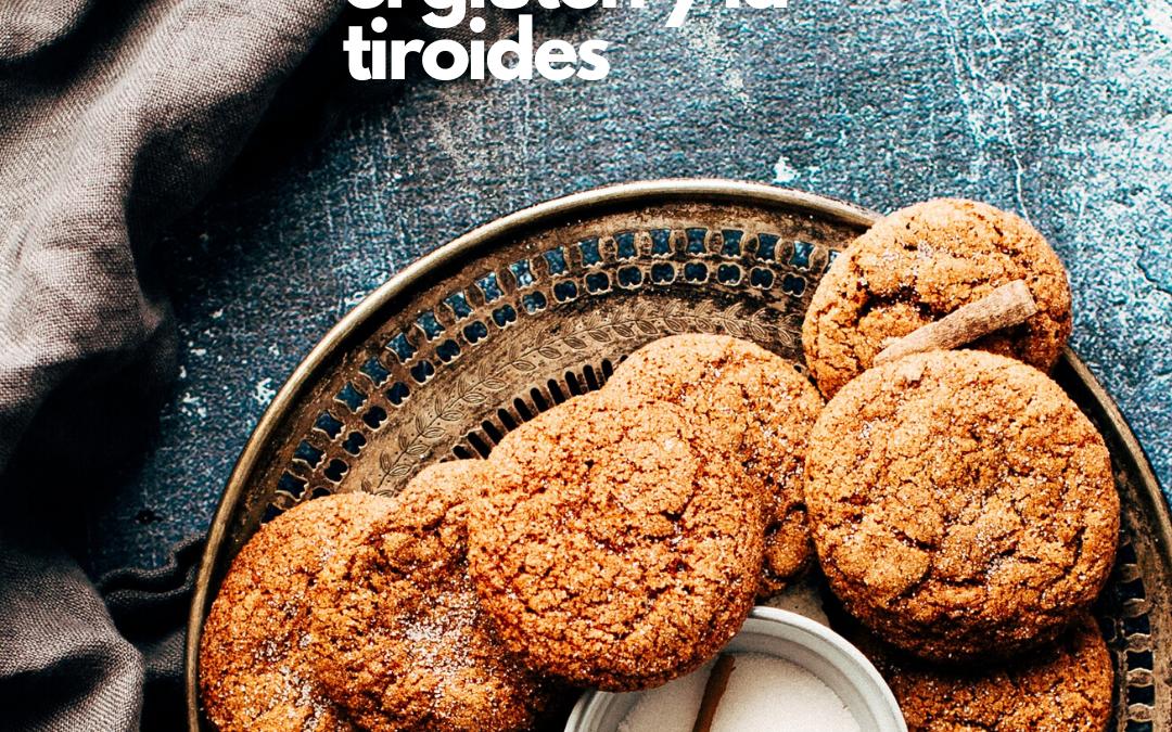 El gluten y la tiroides